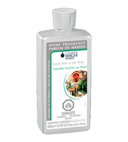 Lampe Berger Fresh Mint At The Riad Fragrance 500mL