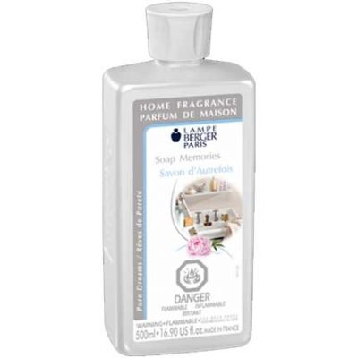 Lampe Berger Soap Memories Fragrance 500mL