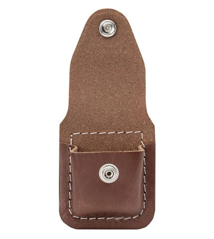 Zippo Brown Pouch With Clip