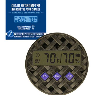 Digital Hygrometer With Thermometer