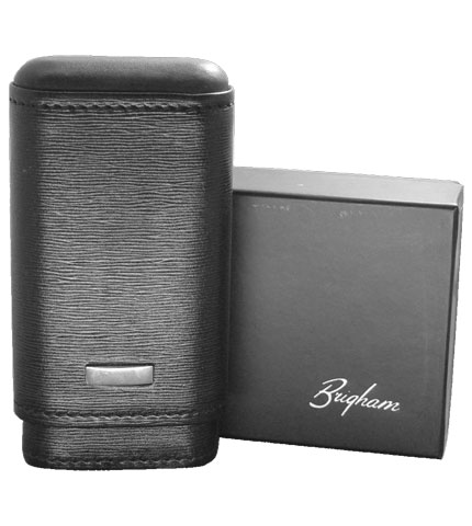 Vittori Three Finger Cigar Case