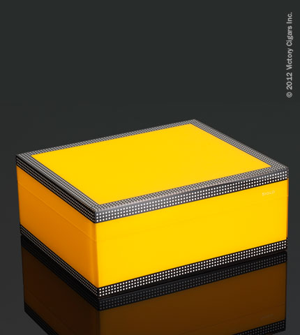 Cohiba Horizontal Checks 50 Cigar Humidor