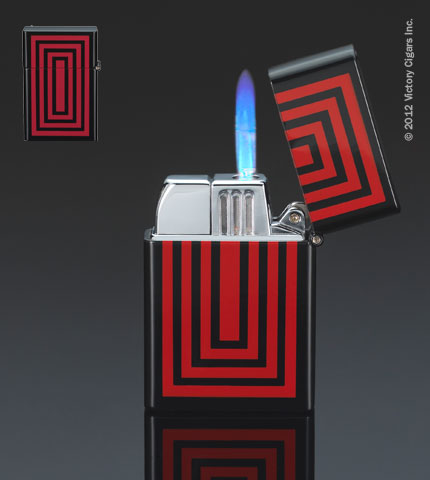 Siglo Geometry I Lighter - Red