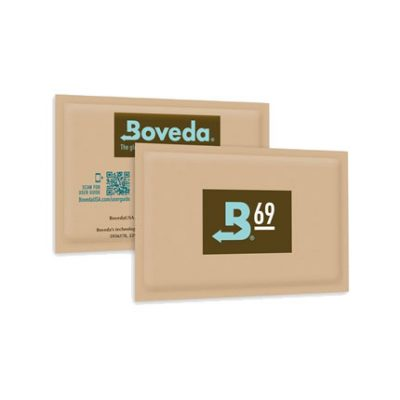 Cigar Boveda Packs - 69% RH
