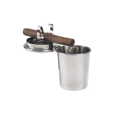 Car Cigar Ashtray By Stinky Cigar