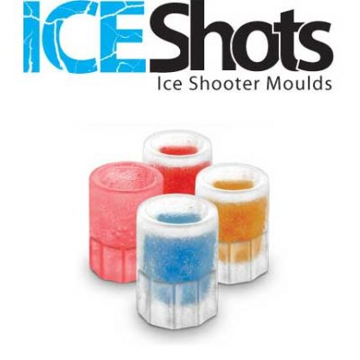 lce Shots Shooter Glass Mould