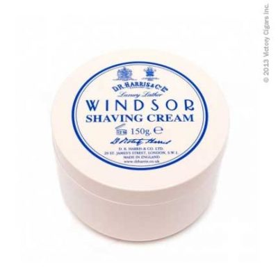D.R. Harris Windsor Shaving Cream - Tub
