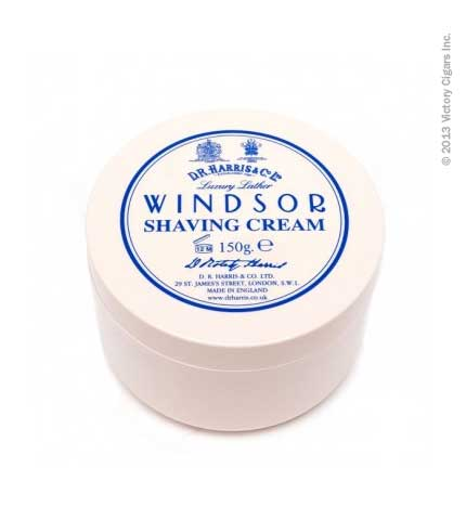 D.R. Harris Windsor Shaving Cream - Tub