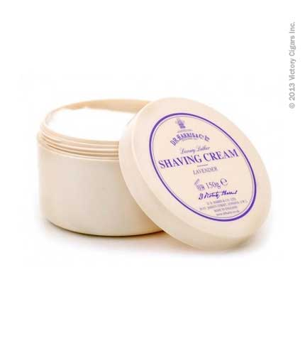 D.R. Harris Lavender Shaving Cream - Tub