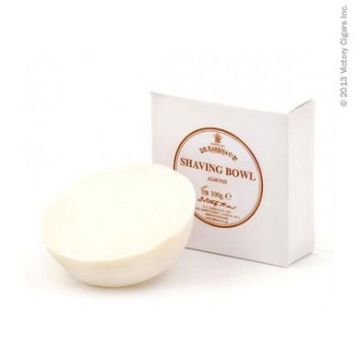 D.R. Harris Shaving Soap Refill - Almond