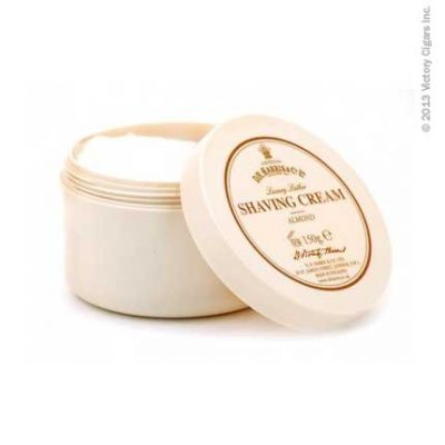D.R. Harris Almond Shaving Cream - Tub