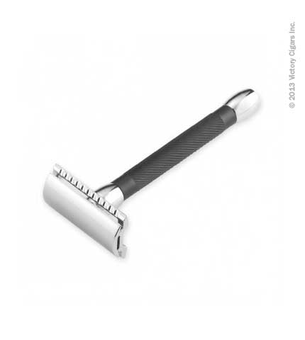 Black Double Edge Safety Razor
