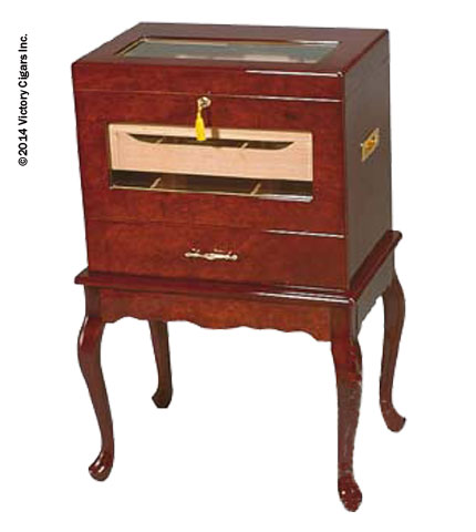 The Geneve Fine Furniture Humidor