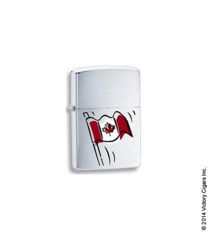 Flowing Canada Flag