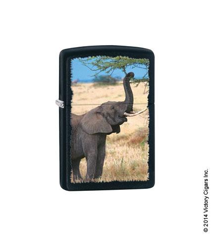 Elephant Black Matte 28666