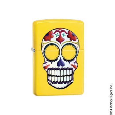 Skull Lemon Yellow 24894