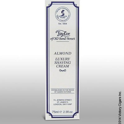 Almond Shaving Cream Tube 75mL