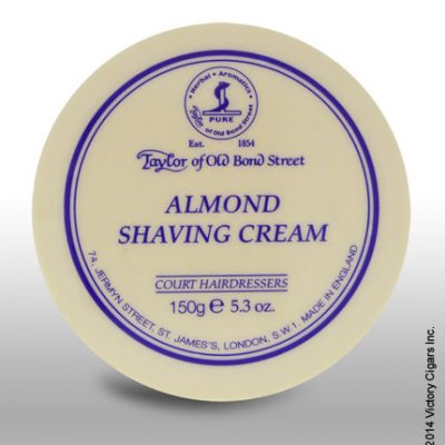 Shaving Cream Bowl - Almond