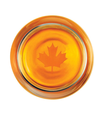 Canadian Whisky Glass - Box of 4