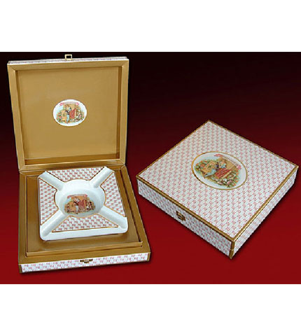 Romeo y Julieta Ceramic Cigar Ashtray