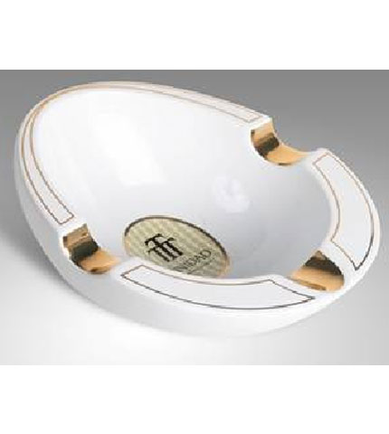 Trinidad Oval Cigar Ashtray