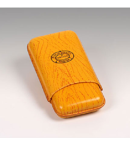 Partagas Leather Cigar Case