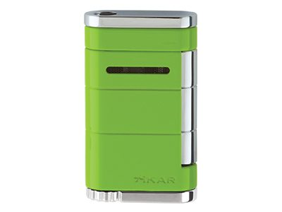 Xikar Allume Lighter Green