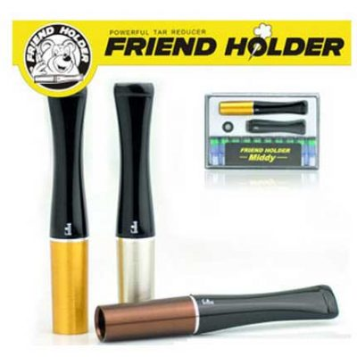 Cigarette Friend Holder - Bronze