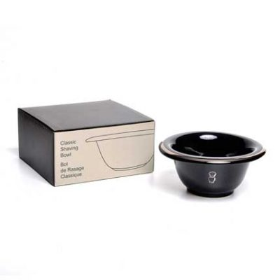 Shaving Bowl Black