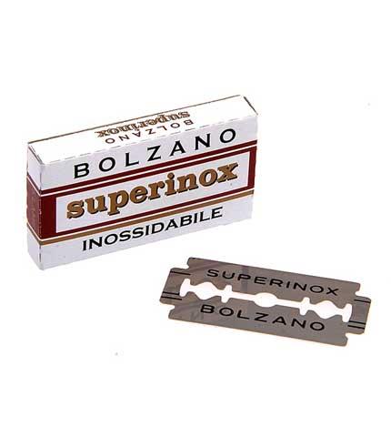 Bolzano Double Edge Razor Blades
