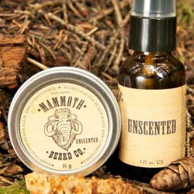 Mammoth Beard Balm - Unscented