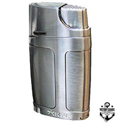 Xikar ELX Chrome Silver Lighter