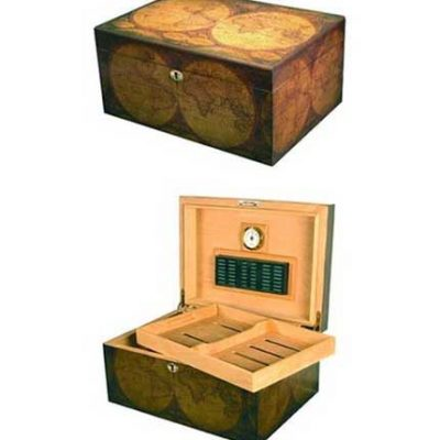 Old World Cigar Humidor