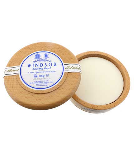D.R. Harris Almond Shaving Soap - Beechwood