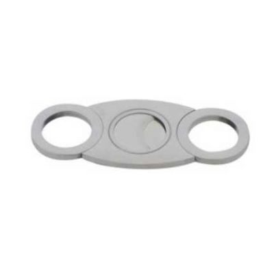 Stainless Round Cigar Cutter