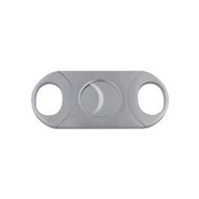 Stainless Square Cigar Cutter