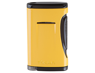 Xikar Xidris Yellow Lighter