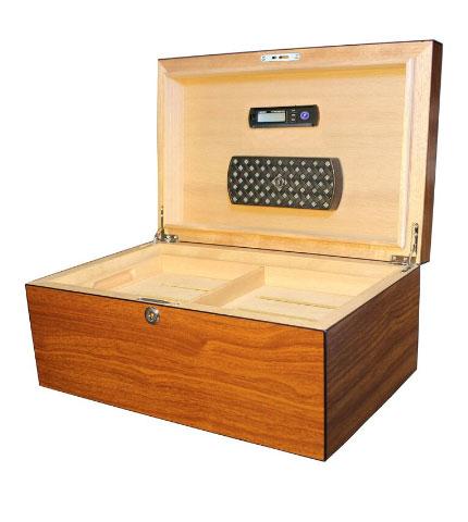 Mahogany Cigar Humidor