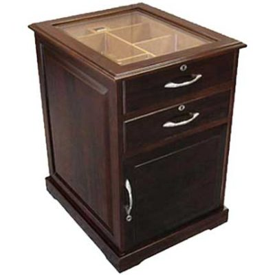 Santiago End Table Humidor