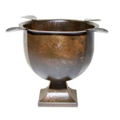 Tabletop Old Patina Cigar Ashtray