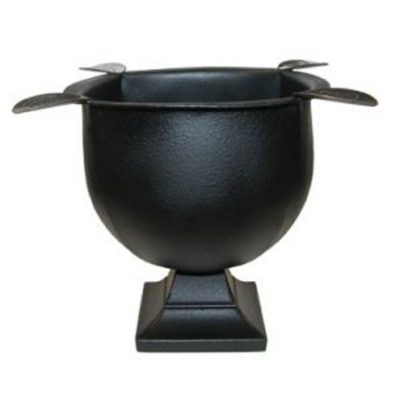 Tabletop Cast Iron Cigar Ashtray