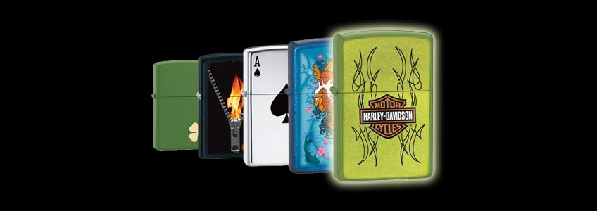 There Are Many Types Of Soft Flame Lighters But None More Iconic Than Zippo Have Been Around Since 1933