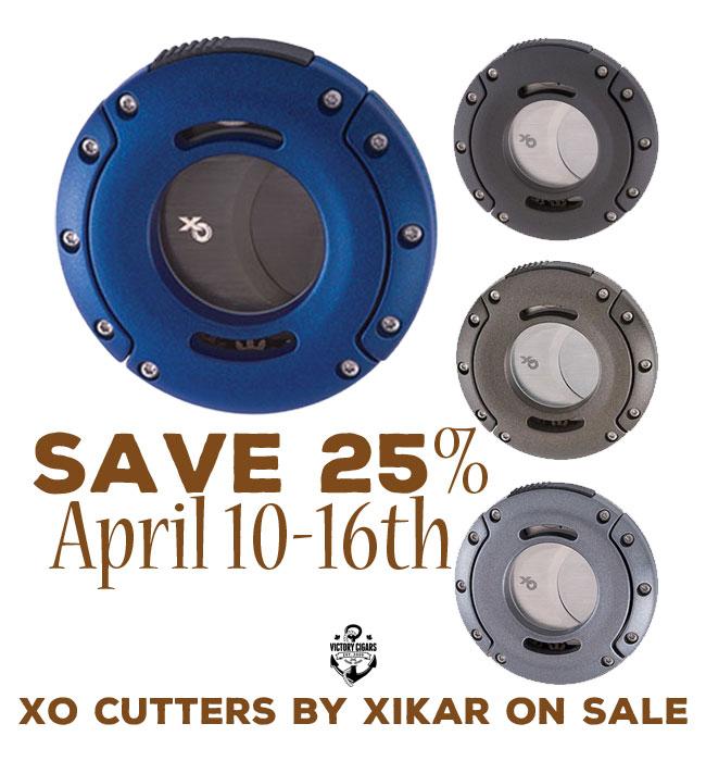 Xikar XO Cutter Sale   Victory Cigars