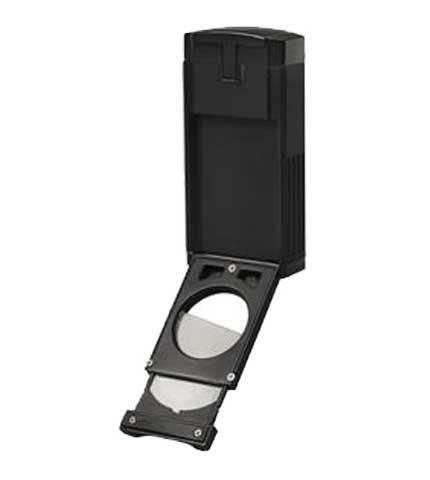 Duke Cigar Lighter - Black Open