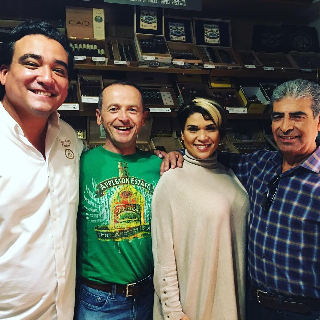 Omar Ortez JR, Julian, Diana + Kevin