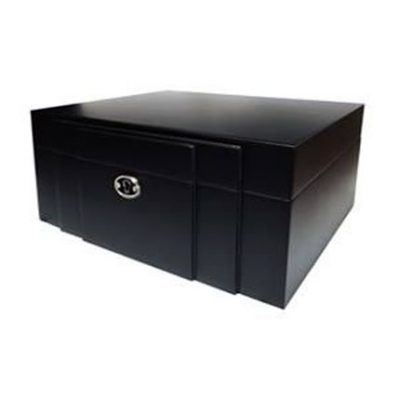 Eclipse Cigar Humidor Black
