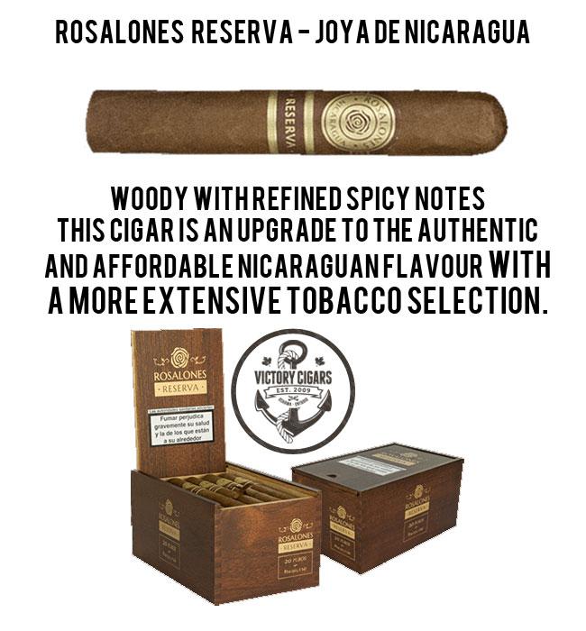 Rosalones Reserva Robusto Cigar
