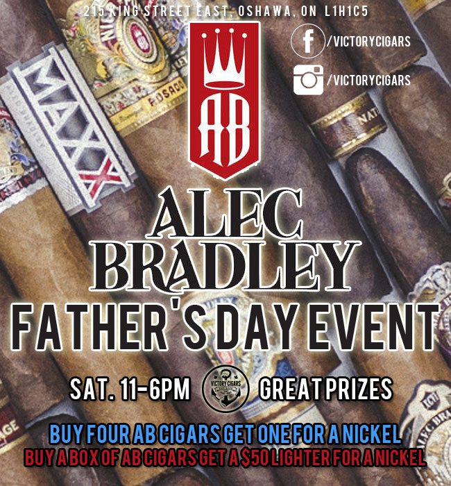 Alec Bradley Cigar Events