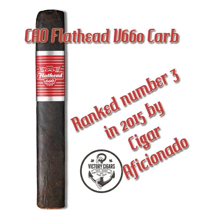 CA0 Flathead v66o Carb Cigar