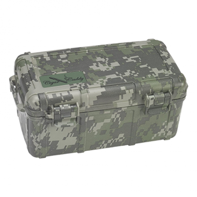 Cigar Caddy Fifteen Count Camouflage